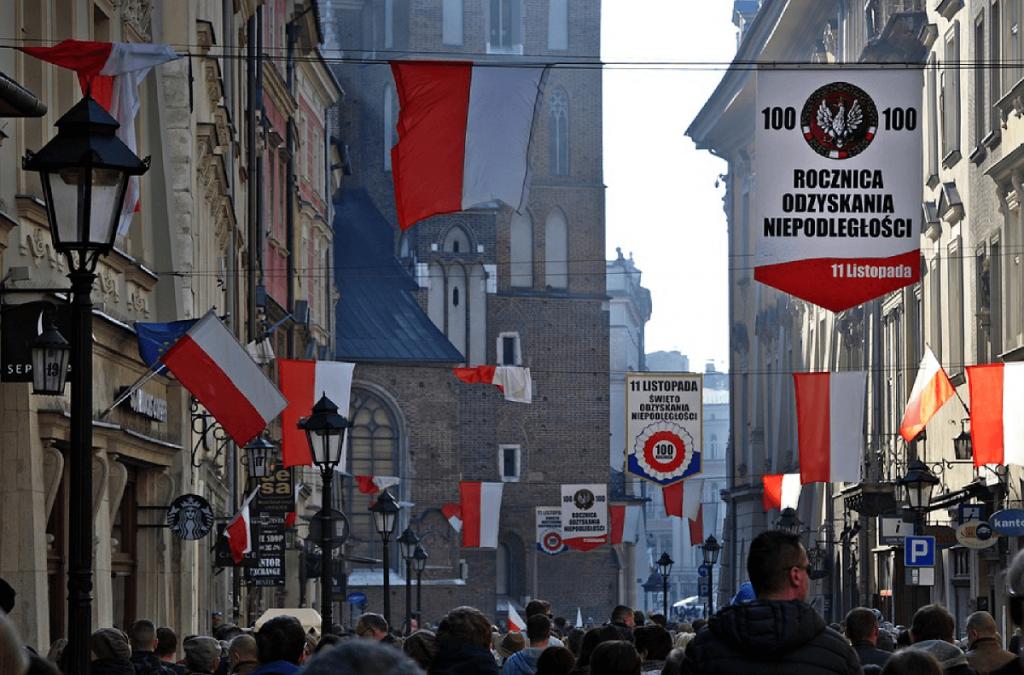 100 rocznica odzyskania niepodległości przez Polskę - 2018 rok