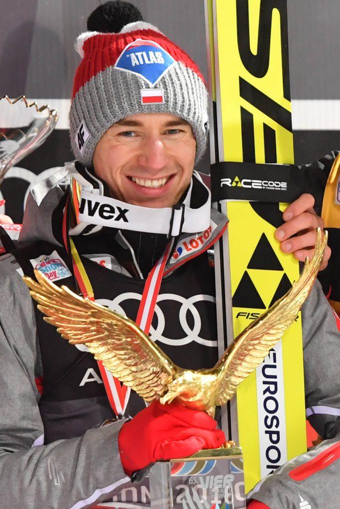 Mistrz Olimpijski 2018 Kamil Stoch
