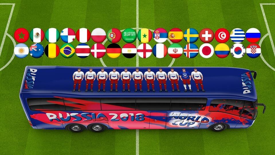 Mistrzostwa świata w piłce nożnej - Rosja 2018