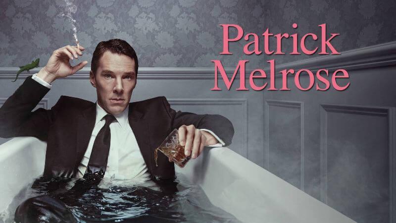 """Serial """"Patrick Melrose"""""""