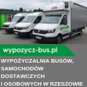 Wypożyczalnia busów i samochodów dostawczych w Rzeszowie