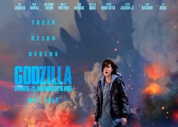 Godzilla 2 król potworów premiera 2019