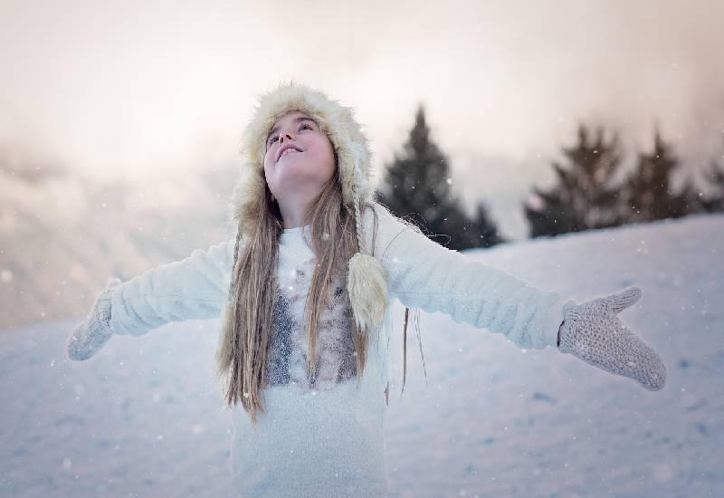 Zabawa w zimie