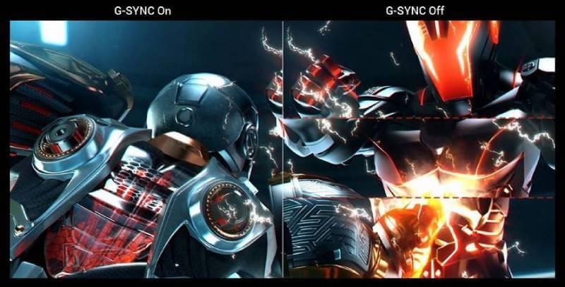 Technologia G-Sync