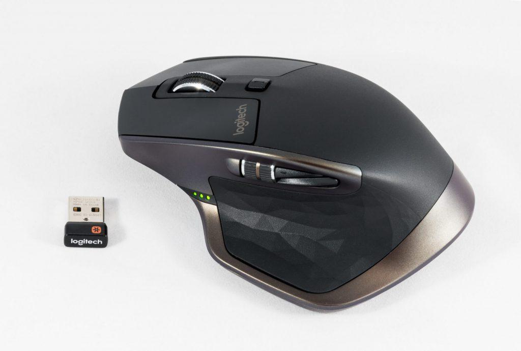 Mysz bezprzewodowa dla graczy z połączeniem radiowym