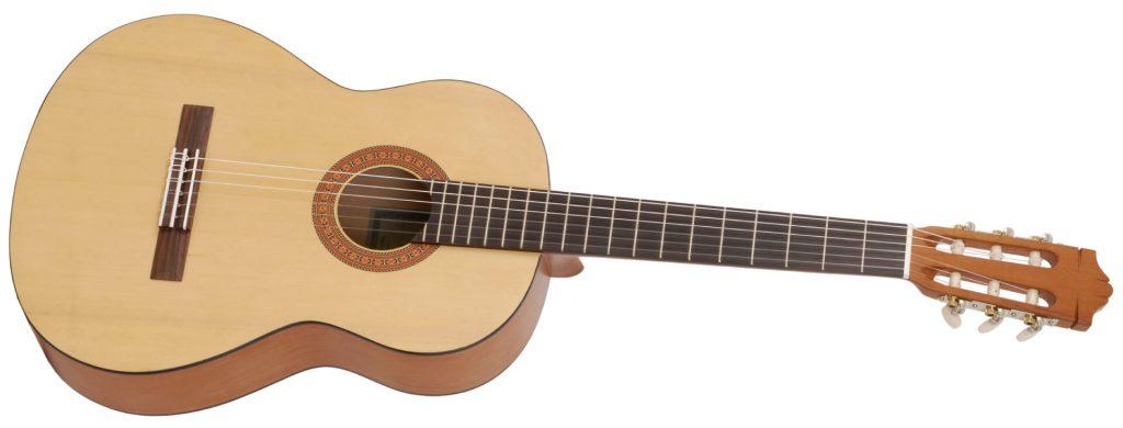 Gitara klasyczna, bardzo dobra dla początkujących