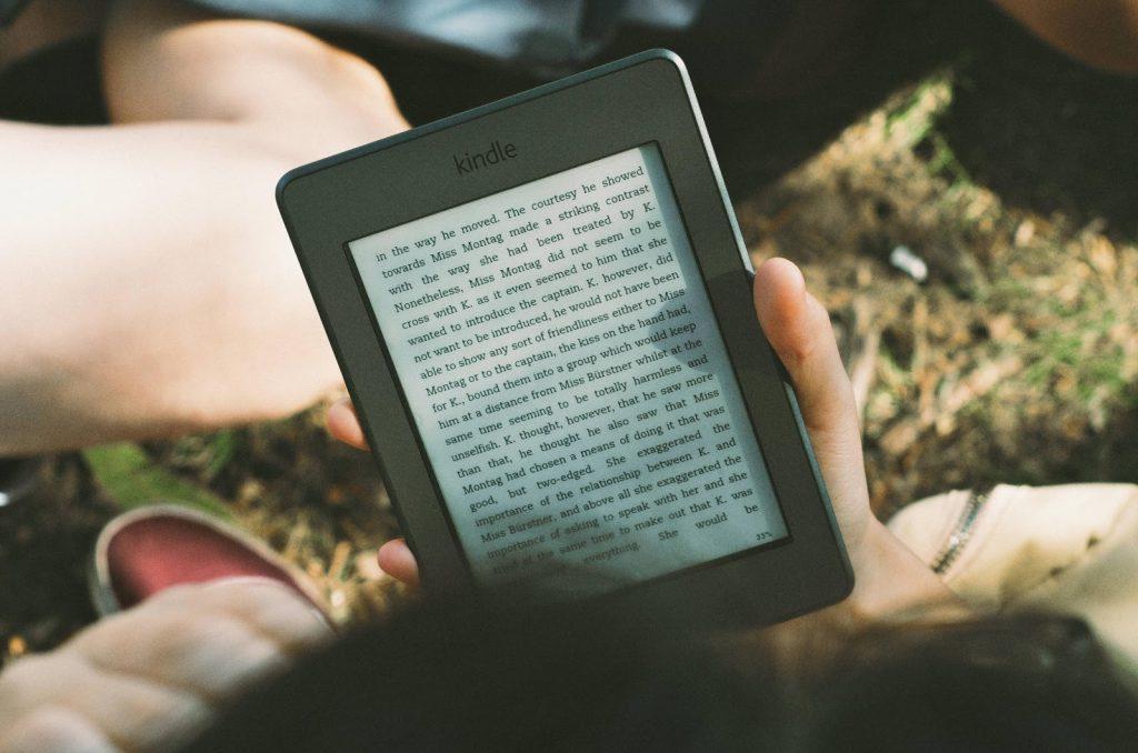 czytanie książek w E-booku