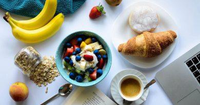 Zdrowe drugie śniadanie