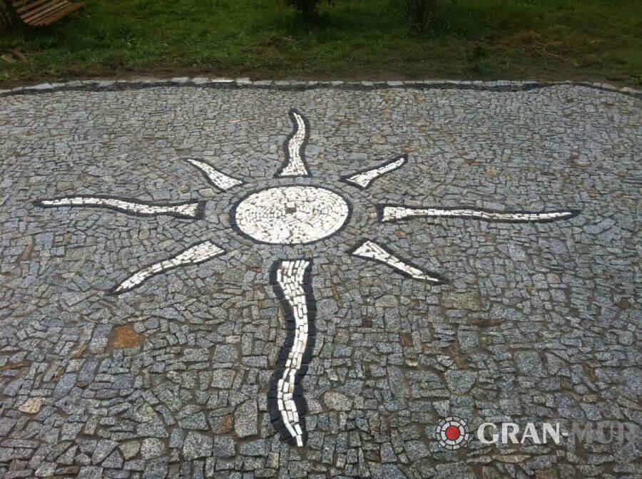 Wyjątkowe realizacje z kostki granitowej