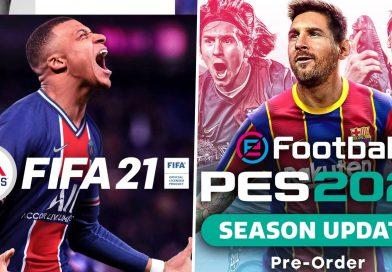 FIFA 21 czy PES 2021 – co lepsze?